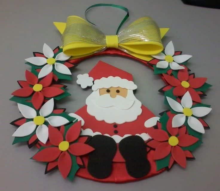 ideas para hacer adornos de navidad Ideas Para Hacer Adornos De Navidad Con CDs