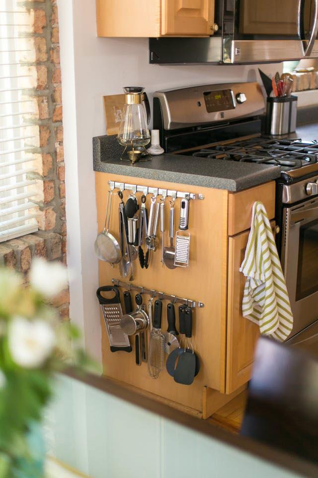 Ideas Organización y Almacenaje para tu Cocina Pequeña